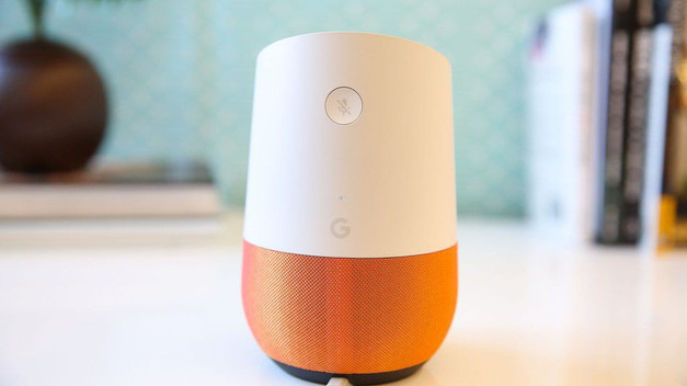 Google Home Device Working On Voice Search Technology