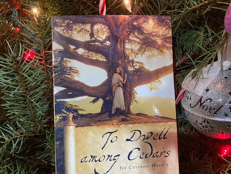 """""""To Dwell Among the Cedars"""" Book Review and Author Interview"""