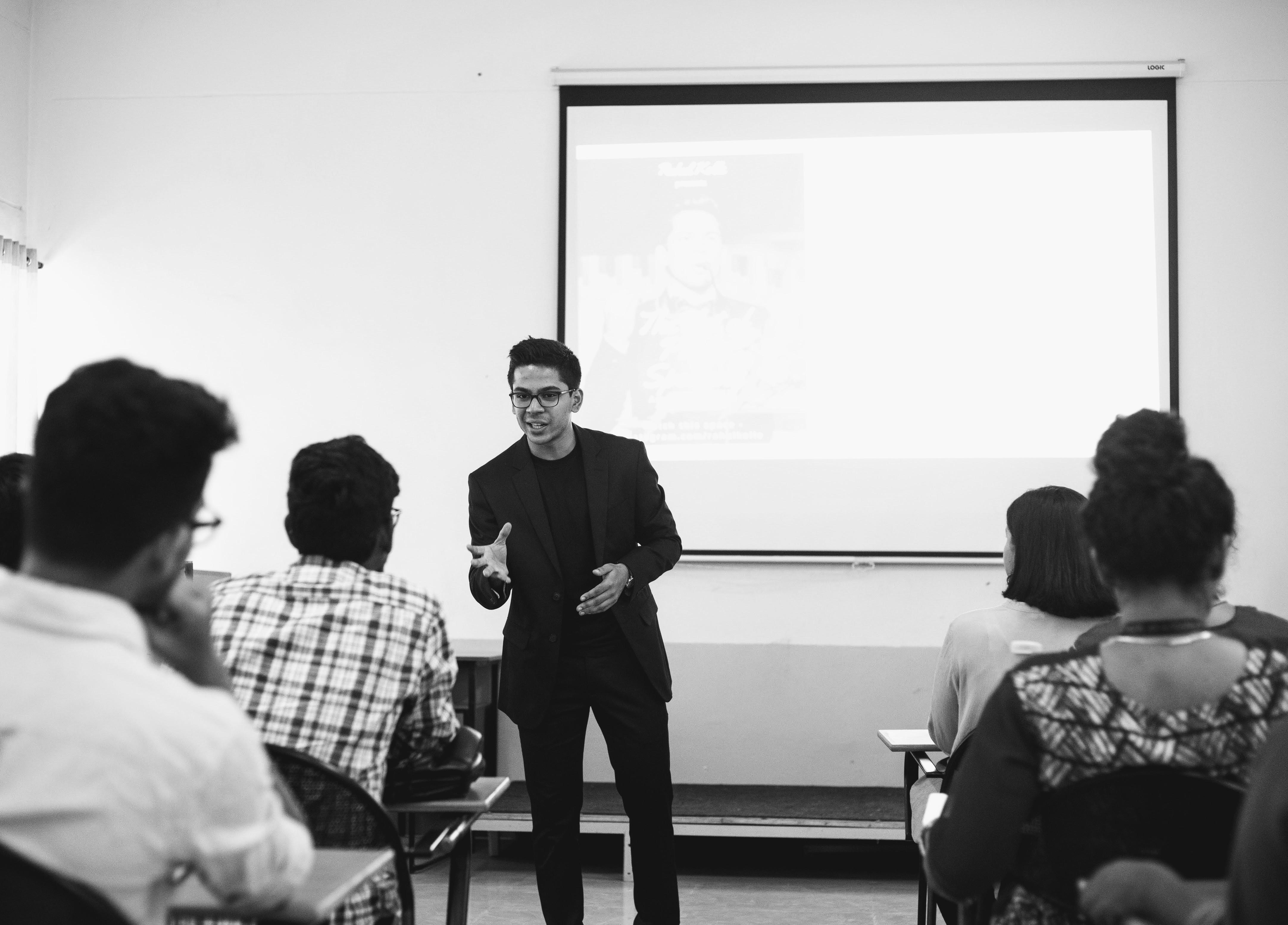 Public Speaking Coach