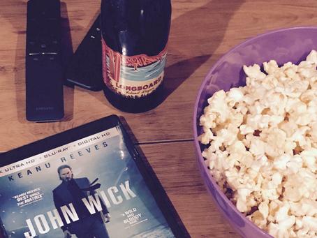 Movie Night With Myself