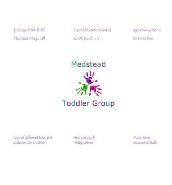 Medstead Toddler Group