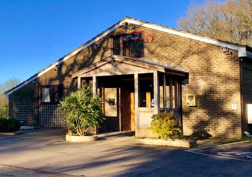 Medstead Village Hall Entrance