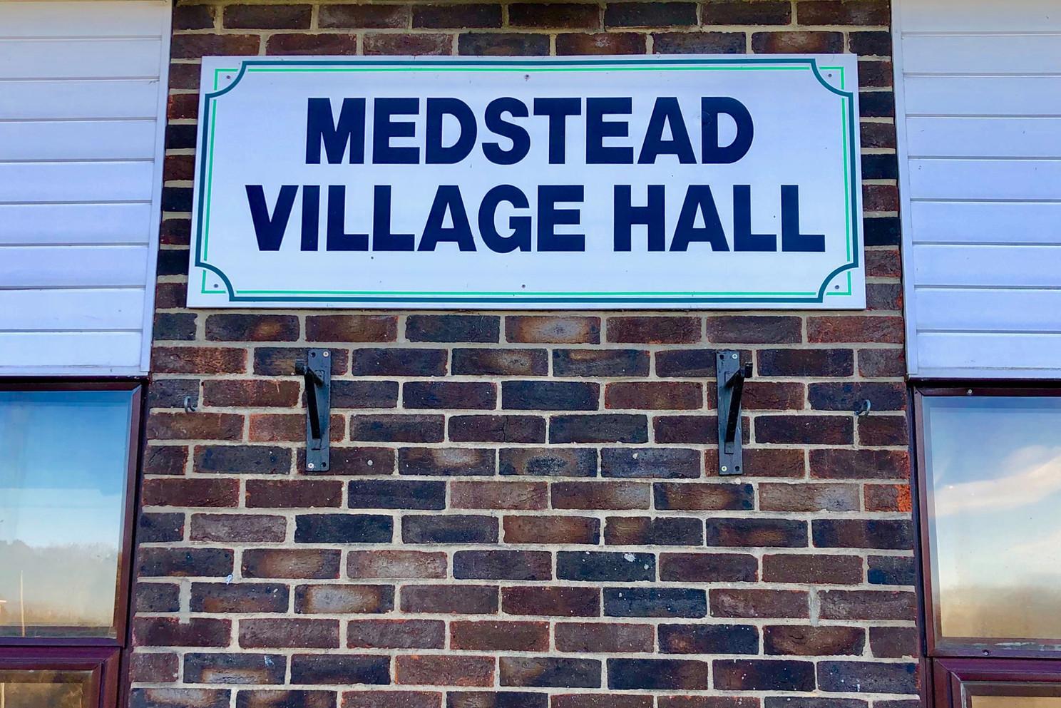 Medstead Village Hall