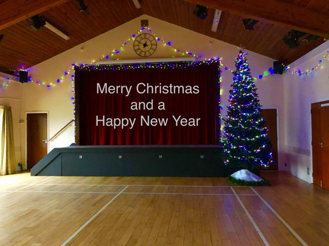 Wishing a Merry Christmas to all