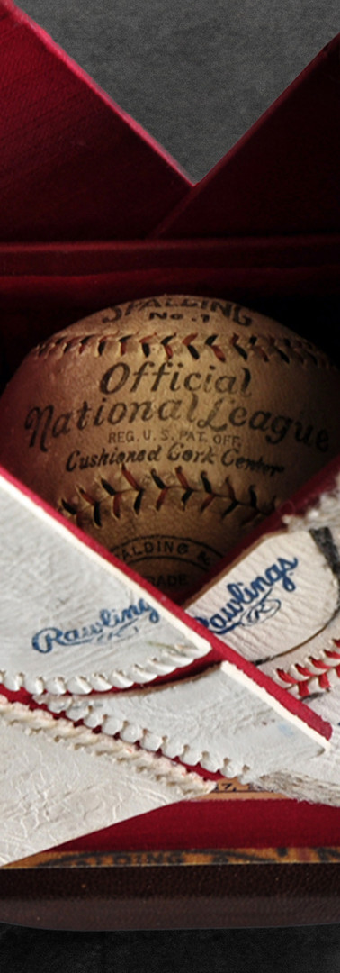 Pop-up Baseball Box