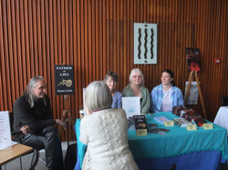 Exeter writers' day