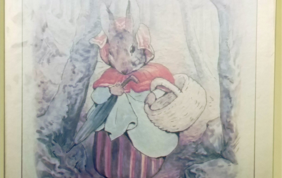Peter Rabbit Art