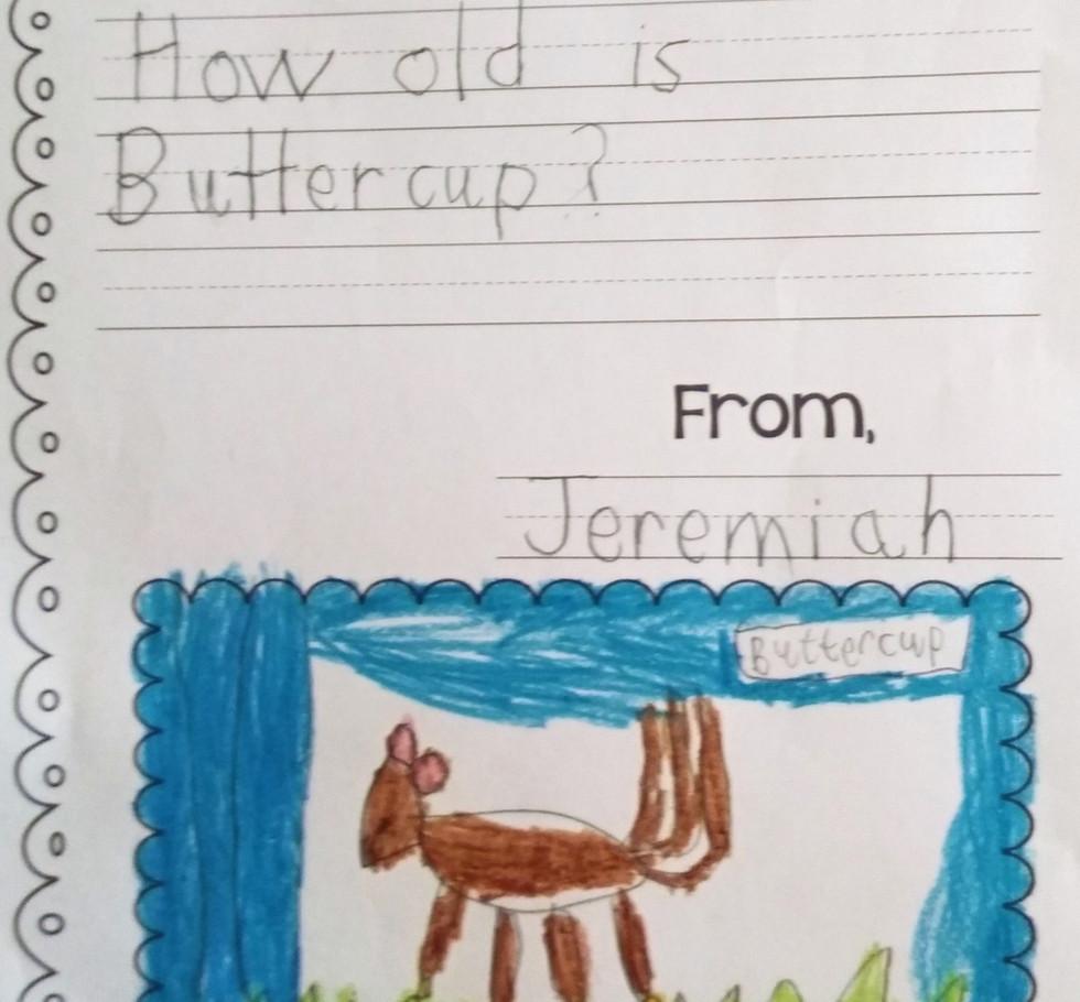 Jeremiah's Letter