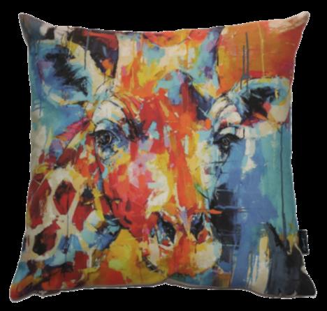 Gerart Giraffe Pillow