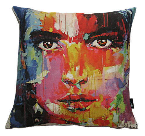 Gerart Female Pillow
