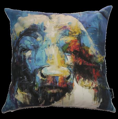Gerart Buffalo Pillow