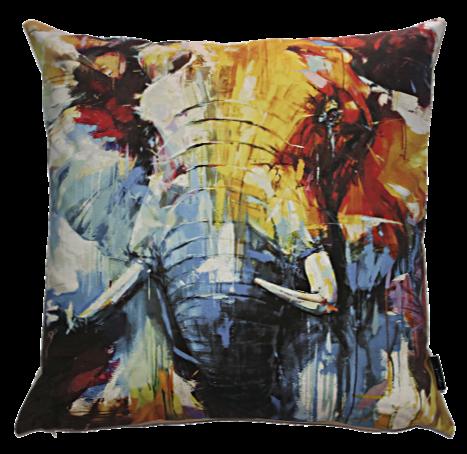 Gerart Elephant Pillow