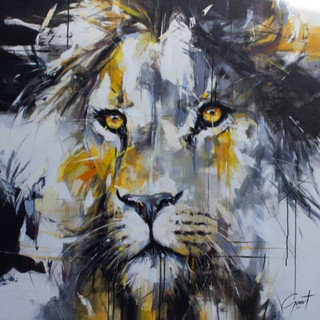 Lion 20 - (Big 5 Collection)