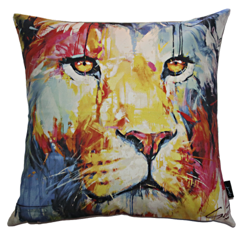Gerart Lion Pillow