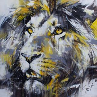 Lion 24 - Monocrome