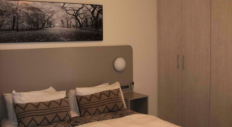 SeaSpray C103 Bedroom
