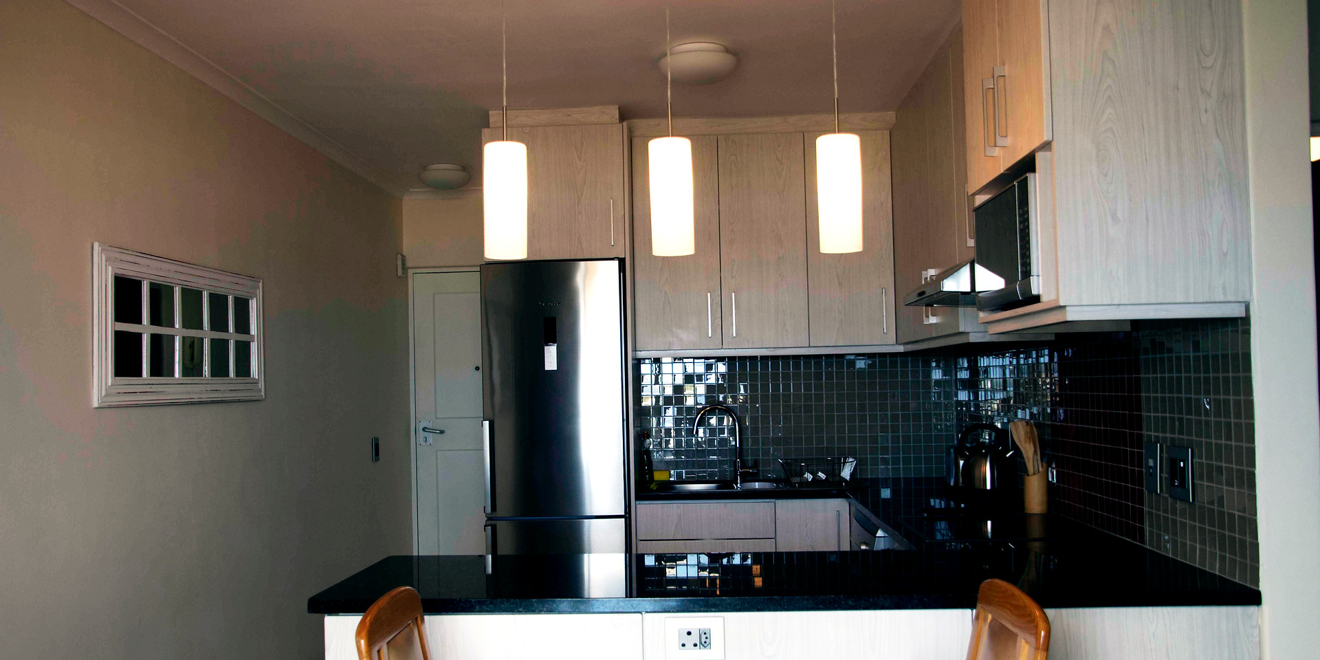 SeaSpray C103 Kitchen
