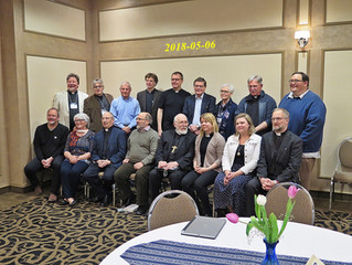 Sudbury Suomi-Conference 2018: What does a photo of Seventeen Finnish Pastors tell us?