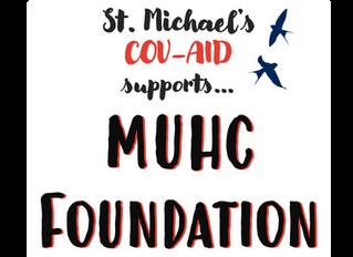 McGill -yliopiston MUHC Foundation saa tukea COV-AID -kampanjan kautta