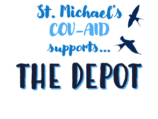St. Michael's COV-AID supports The Depot
