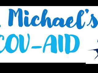 Pyhän Mikaelin seurakunta ylpeänä esittää: St. Michael's COV-AID