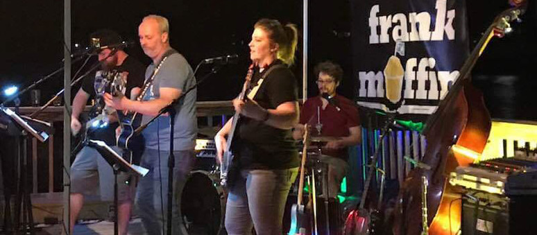 Frank Muffin returns to Monticello's Sportsman Inn, Saturday, June 26