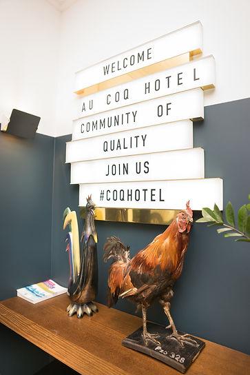 anna rouch coq hotel