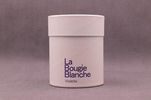 Bougie parfumée Violette