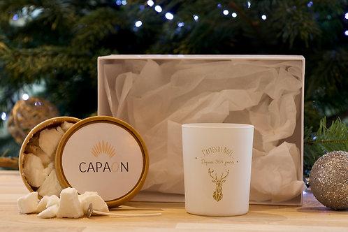 Box Capaon -J'attends Noël