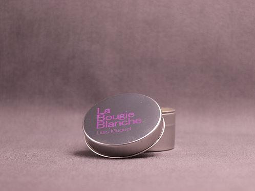 Bougie parfumée Lilas Muguet