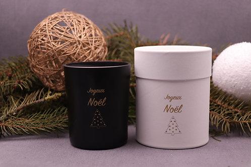 Joyeux Noël ! Bougie parfumée Thé de Noël