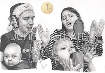 Graphite, Ladbaby, Christmas number 1