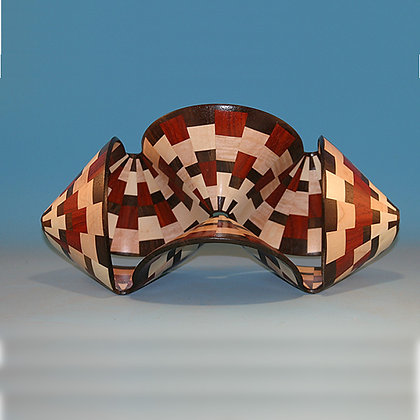 Large Segmented Ribbon of Wood Item 479