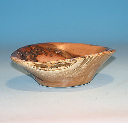 Small burl bowl Item 503