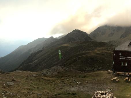 Alpine Hüttenwanderung