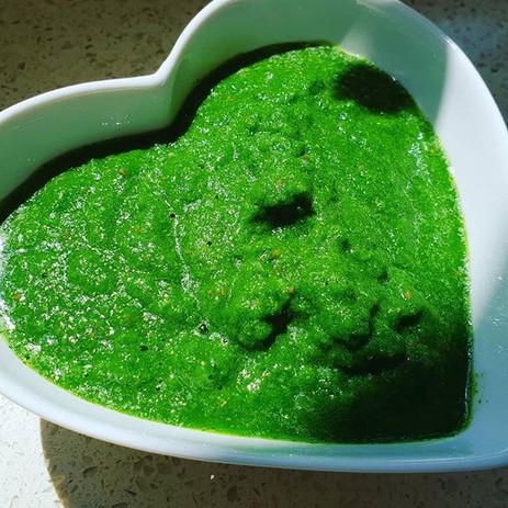 #greenmango#apple#corianderlemon#cumin