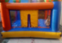 Aluguel de brinquedos infláveis