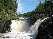 Карелия водопад Кивич.jpg