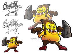 Big Hammer Guy
