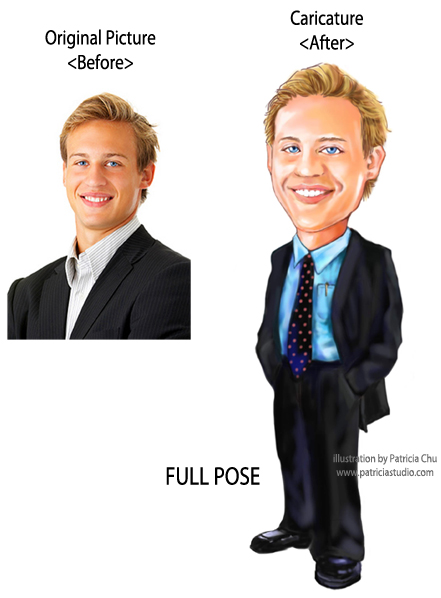 Caricature Example