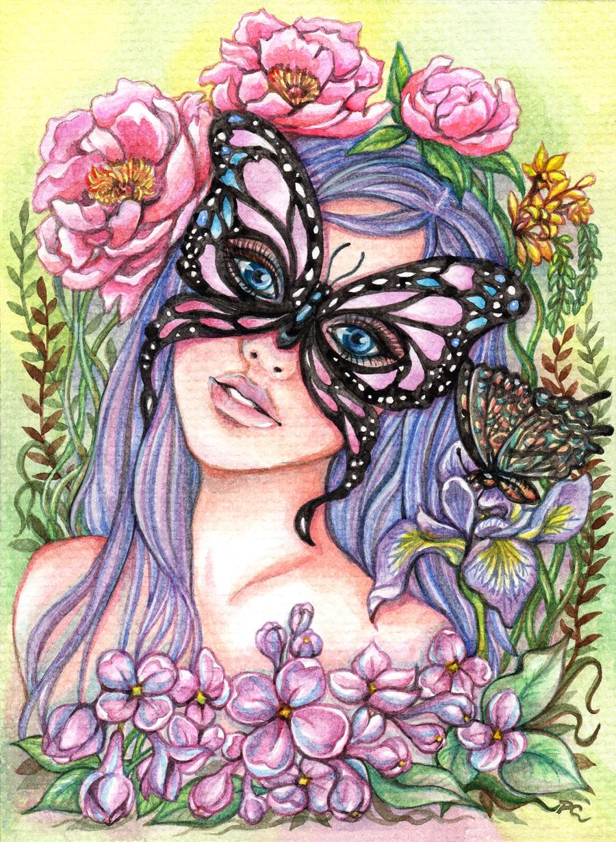 Spring Goddess