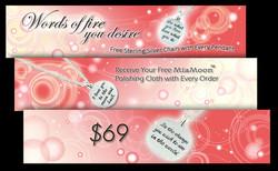Mia Moon E-Commerce Banners