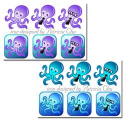 Octpus Icon