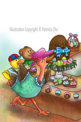 Children Book Illustration 3