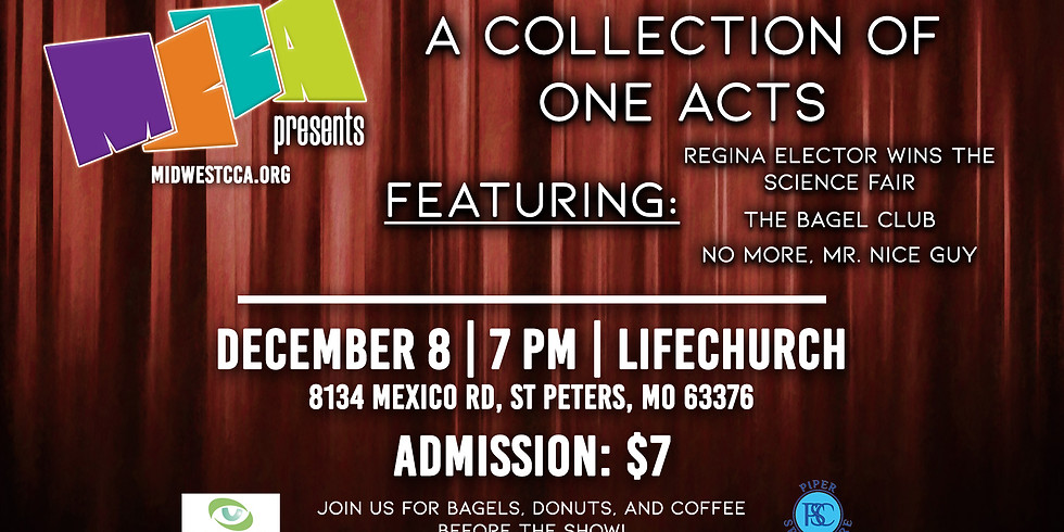 MCCA Presents: A Collection of One Acts