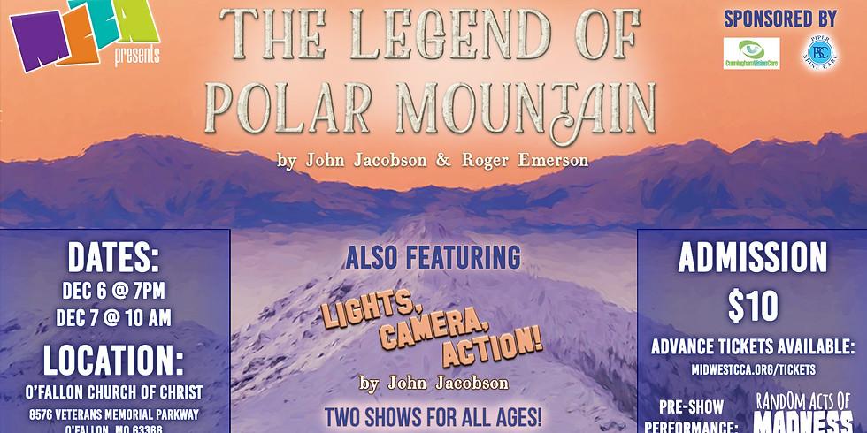 MCCA Presents: The Legend of Polar Mountain