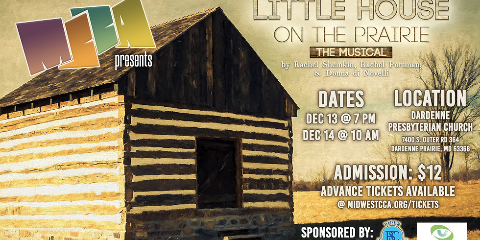 MCCA Presents: Little House on the Prairie (The Musical)