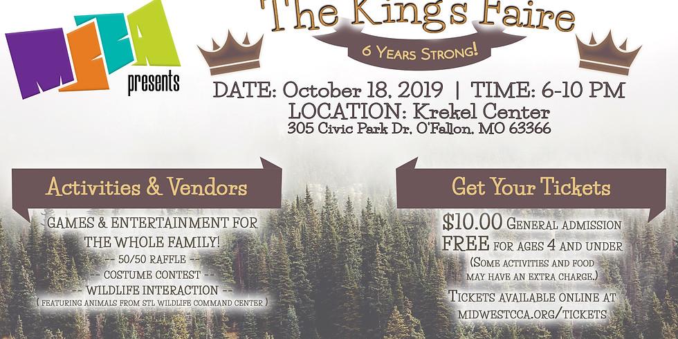 MCCA's 6th Annual King's Faire