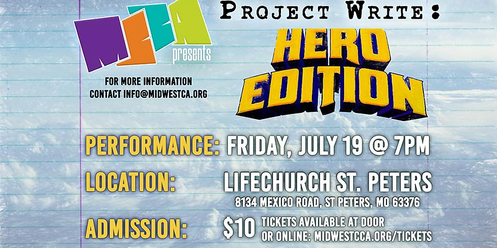 Project Write: Hero Edition