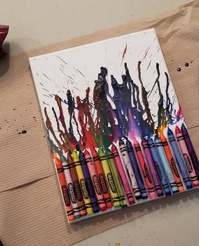 Crayola activity